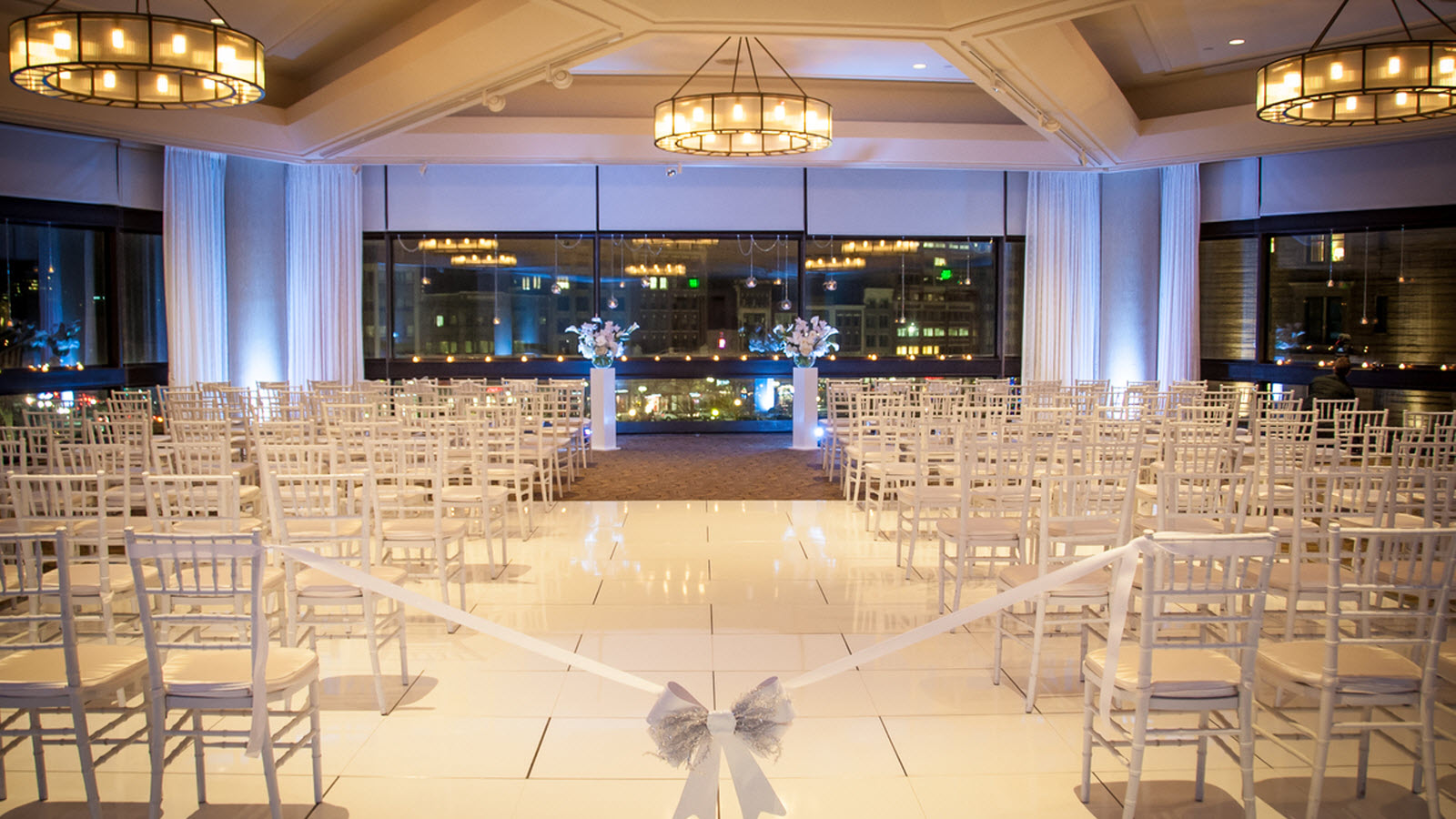 The Westin Copley Place Boston - Staffordshire Ceremony