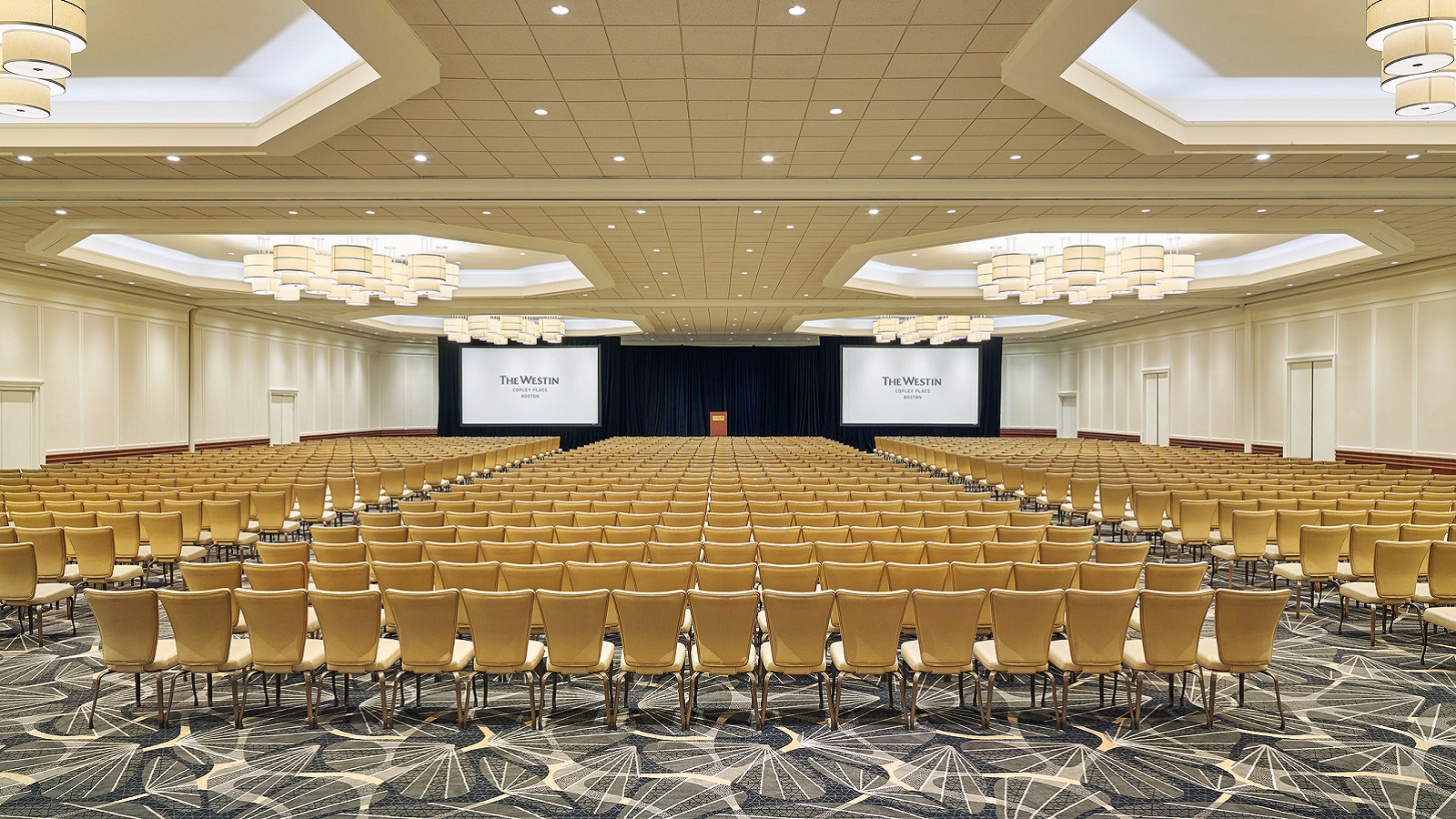 The Westin Copley Place Boston - Large Meeting