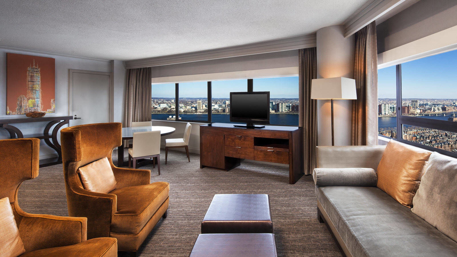 The Westin Copley Place Governor and Senator Suites