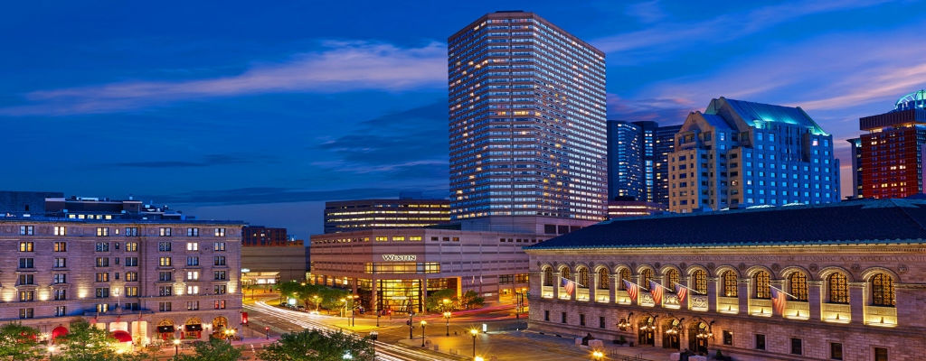 Hotels near Prudential Center Boston