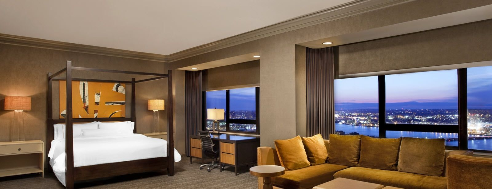 The Westin Copley Place, Boston presidential suite seating