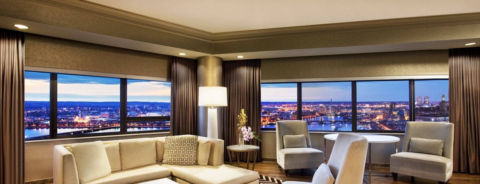 The Westin Copley Place, Boston presidential suite