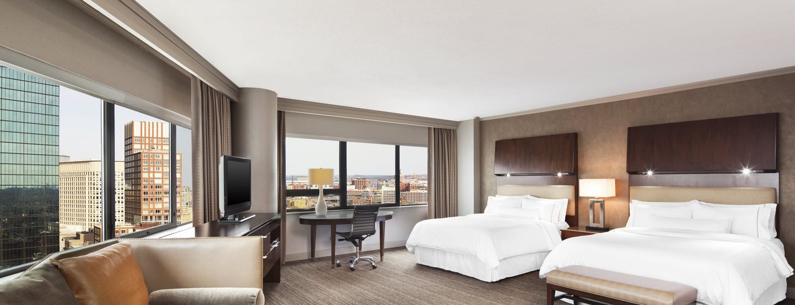 The Westin Copley Place, Boston studio suite