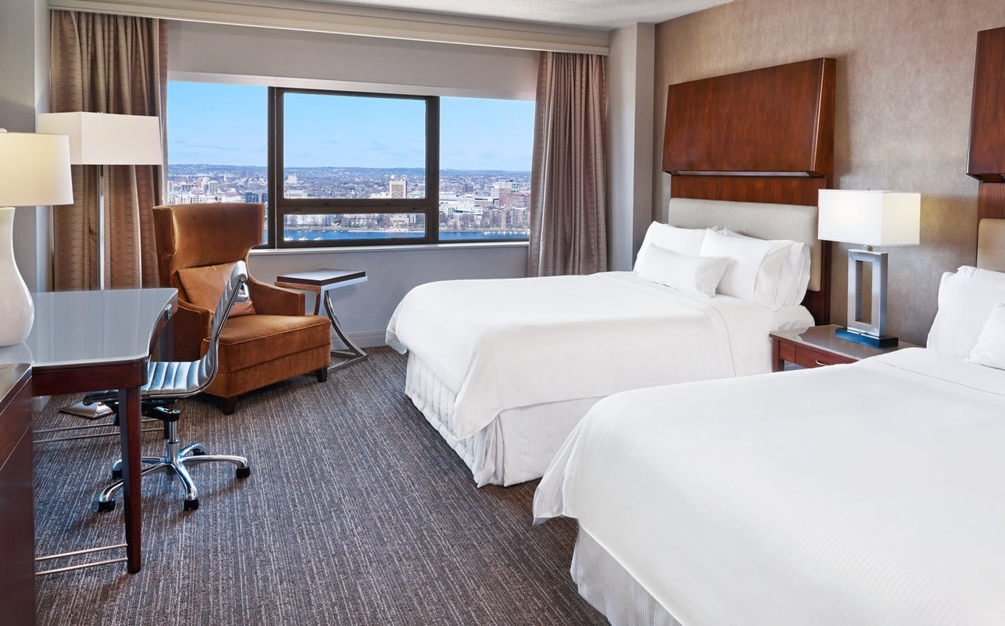 Deluxe Guest Room | The Westin Copley Place, Boston
